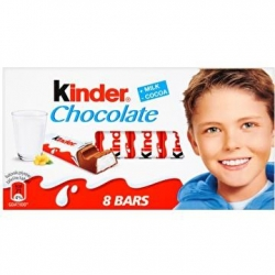 KINDER Chocolate 100g-662